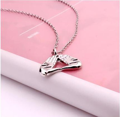 Delta Sigma Theta DST Necklace