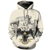 3D ALL OVER SCOTTISH RITE HOODIE T SHIRT 26420192