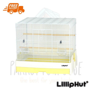LillipHut Y60 cage for small parrots