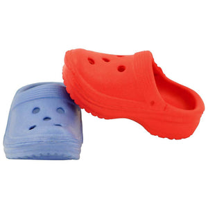 Bird-safe Birdie Crocs™ Foot Toy Parrot Funhouse