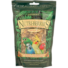 Load image into Gallery viewer, Lafeber Tropical Fruit NutriBerries Parrot Funhouse