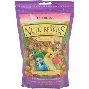 Lafeber Sunny Orchard NutriBerries