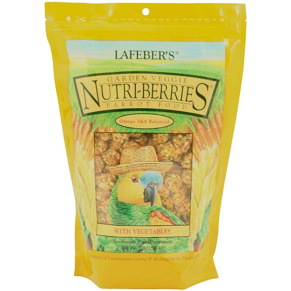 Lafeber Garden Veggie NutriBerries