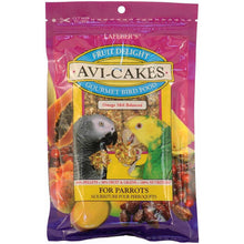 Load image into Gallery viewer, Lafeber Fruit Delight AviCakes Parrot Funhouse