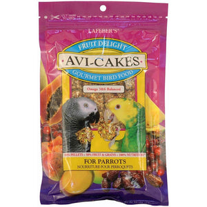 Lafeber Fruit Delight AviCakes Parrot Funhouse