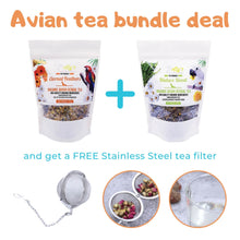 Load image into Gallery viewer, Pollys Natural Organic Avian Herbal Tea Bundle Deal