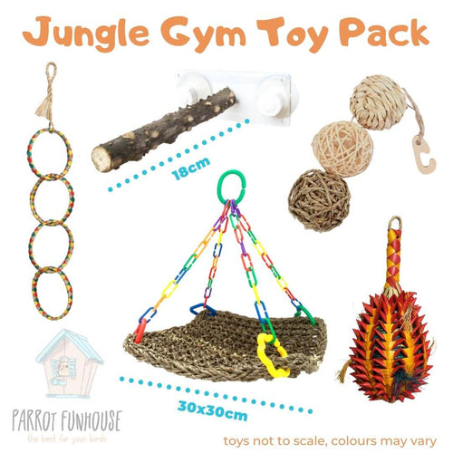Jungle Gym Toy Pack