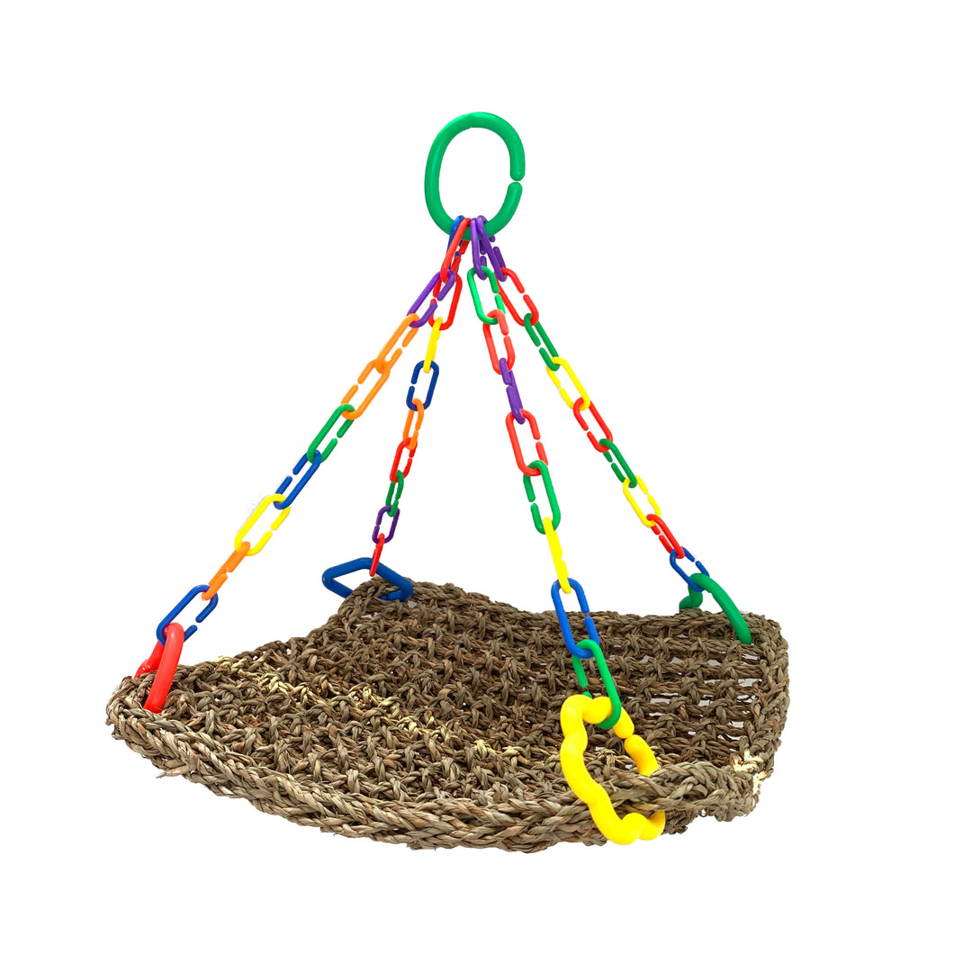 Play-gym Seagrass Hammock