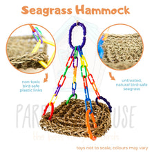 Load image into Gallery viewer, Seagrass Hammock