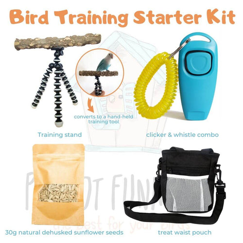 Bird Training Starter Kit