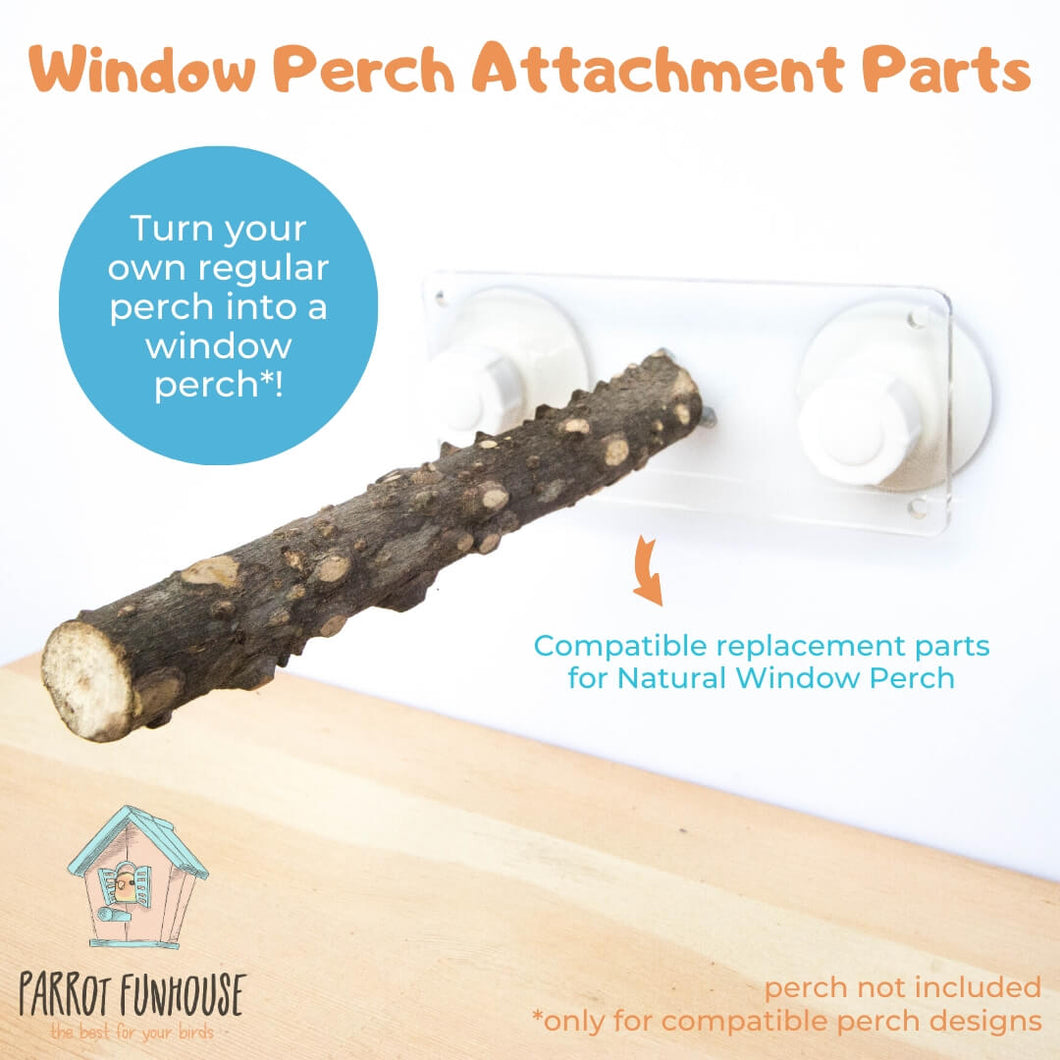 Window Perch Attachment Parts (3 options)