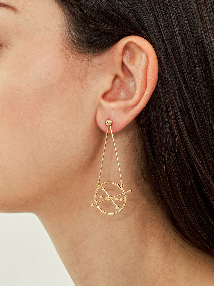 CETUS I EARRINGS