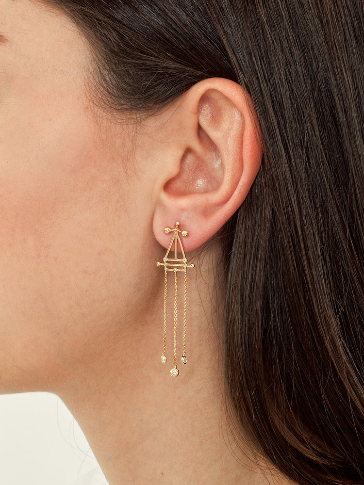 CANOPUS EARRING