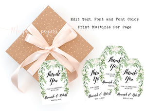 gift tags printable magnoliapapers