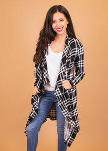 comfortable-chaos-boutique - Dusty Miller - Black and White - Layering