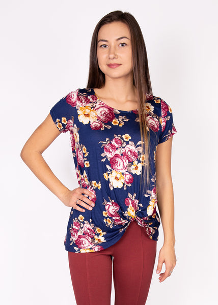 comfortable-chaos-boutique - Nerine Tee - Top