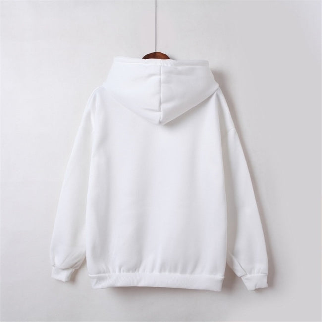 Hoodies Tops Women's Sweatshirt