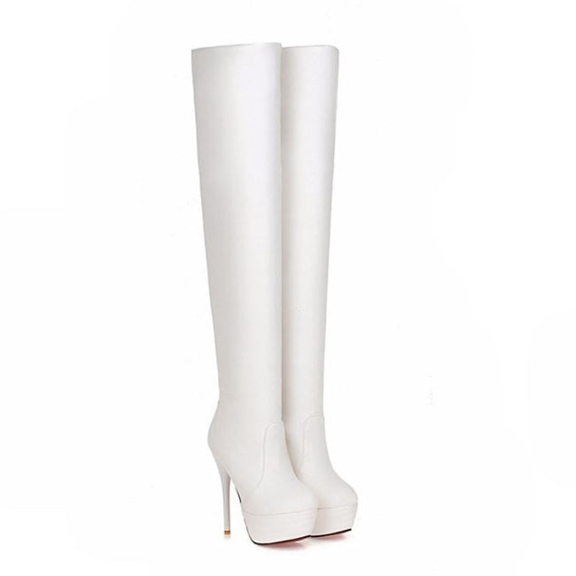 Over Knee Thigh High Boots Women