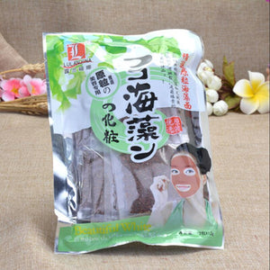 12pcs/lot Natural Seaweed Mask Beauty Face Skin Care