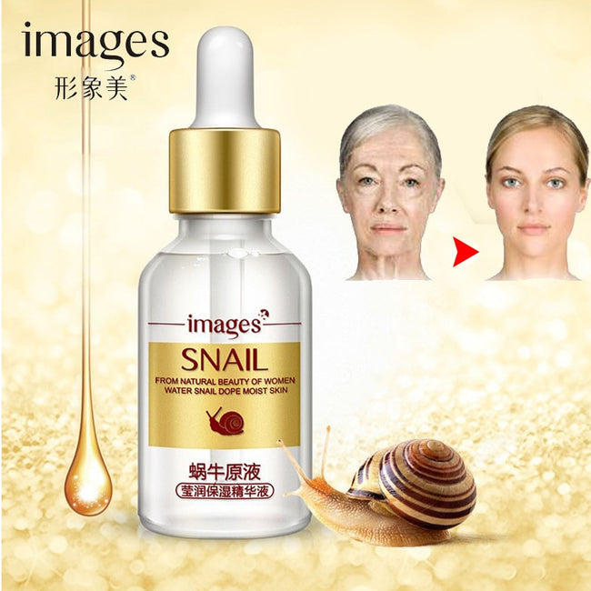 Face lifting essence skin care anti aging snail cream gel