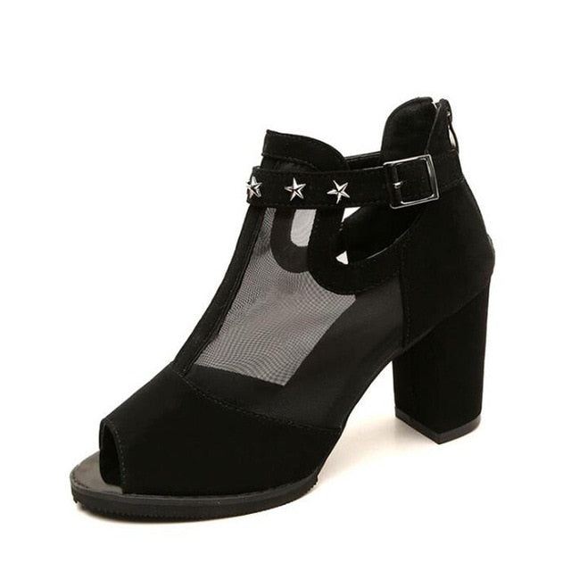 Fashion summer shoes women
