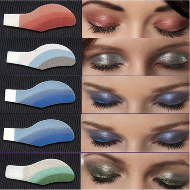 6 Pair Instant Eye Shadow Temporary Makeup Eye Tattoo Stickers