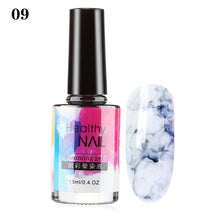 Load image into Gallery viewer, 15ml Watercolor Ink Marble Smudge Liquid Decor Nail Art