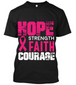 Hope Strength Faith Courage