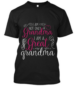 I Am A Great Grandma