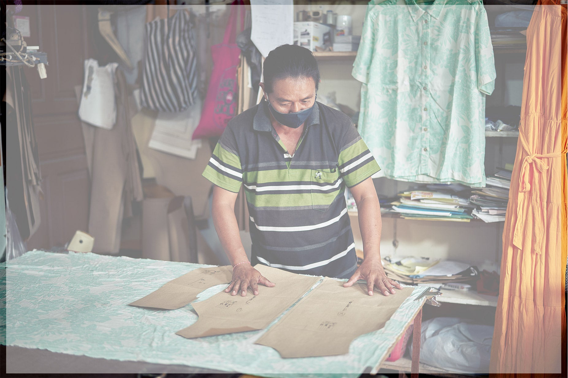 Who Made Your Clothes: Meet Gede