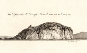 1814 Views on the south coast of Terra Australis