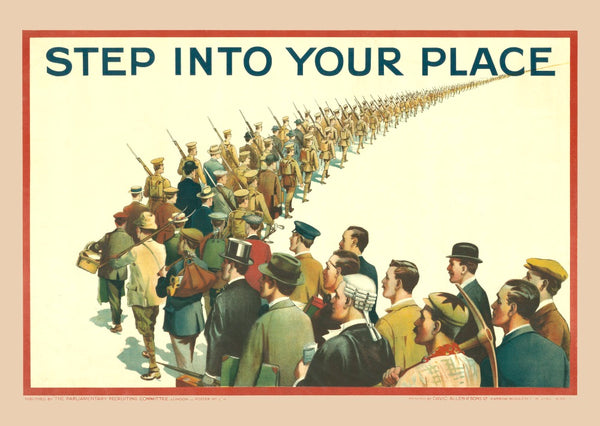 1915 Step Into Your Place