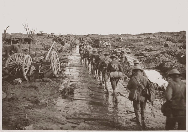 1917 Ypres - Australian Troops