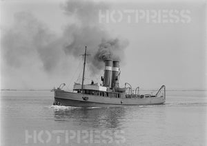 "Steam Tugboat ""James Paterson"""