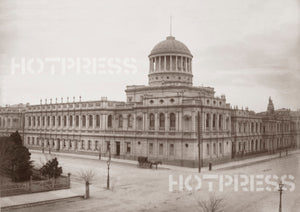 1880s Law Courts