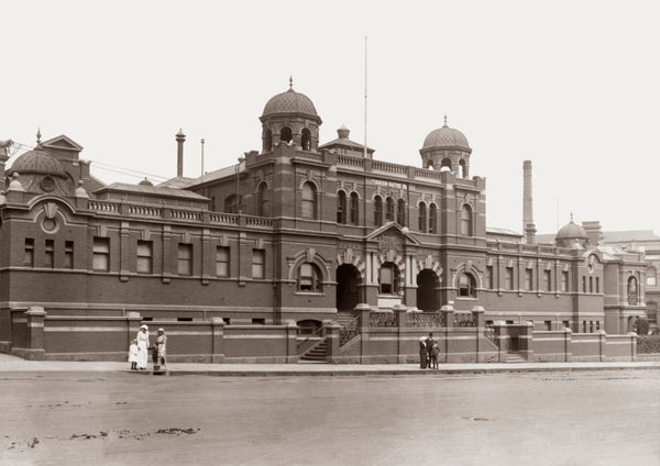 1914 City Baths