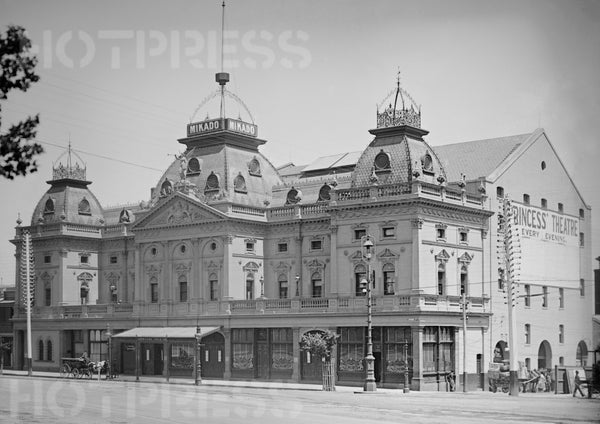 1886 Princess Theatre