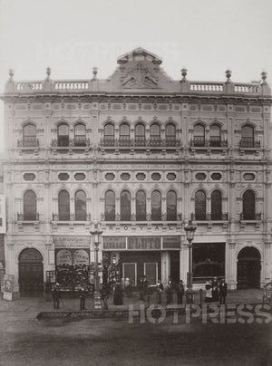 1877 Theatre Royal Bourke Street
