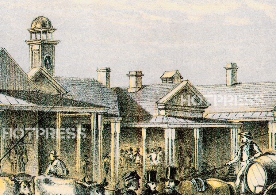 1853 The Old Post Office