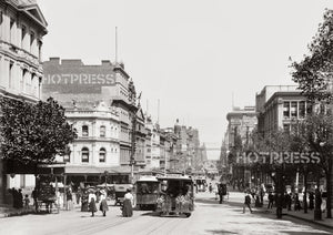 1912c Collins Street looking west