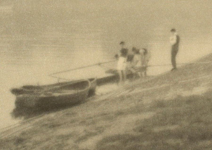 1922 At The River's Edge