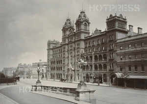 1900c View of the Grand Hotel