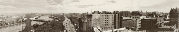 1920 Flinders Street West Panorama