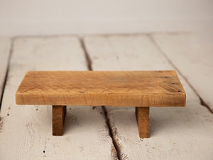 Authentic Barn wood Stool