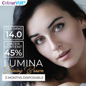 ColourVUE Lumina Shinning Brown 14mm