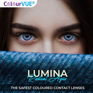 ColourVUE Lumina Radiant Aqua 14mm