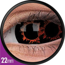 Load image into Gallery viewer, ColourVUE 22mm Sclera Lens Amunet Origin