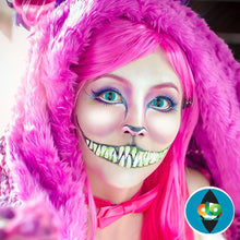 Load image into Gallery viewer, (US) ColourVUE Crazy Lens Cheshire Cat