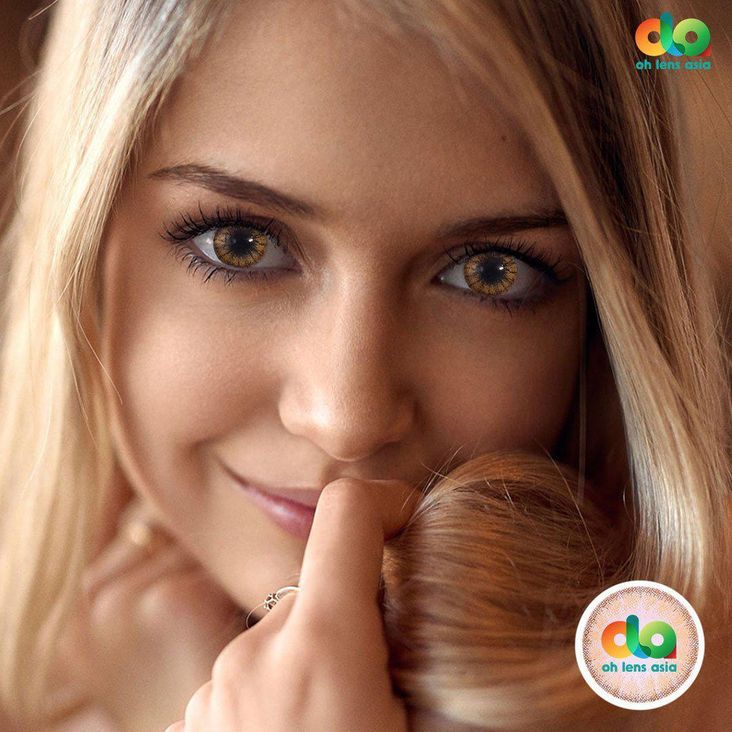 ColourVUE Cheerful Woody Brown 14.5mm