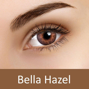 Flash Fairy Bella Hazel 14.2mm